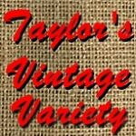 Taylor's Vintage Variety