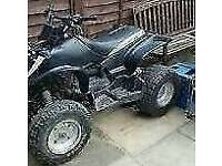 Offroad. Eton Vector 250cc Quad, Automatic With Reverse & towbar,