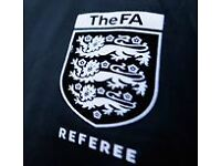 Football Referee Available (Hull Area)
