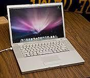 mac book pro  intel core duo