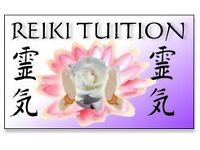 Usui & Angelic Reiki Courses, Practitioner to Master levels & Reiki Treatments