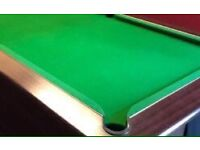 Wanted ASAP Coin operated pool table