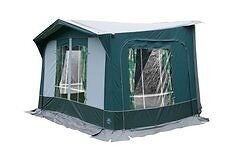 Sunncamp Galaxy Caravan Porch Awning canvas with Aloy Frame BRAND NEW EX DISPLAY MODEl