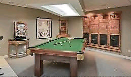 pool/snooker/ping pong  table 5'×9' all accessories(disassembled