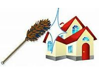 WEEKEND HOUSEKEEPING/CLEANING. ENGLISH/SPANISH
