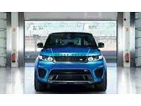 Range Rover Sport SVR Conversion Parts