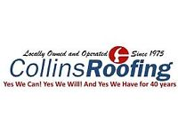 Collins Roofing is a family owned business that has been serving The Northwest for 4 decades.