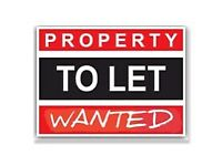 LOOKING PROPERTY TO RENT LONG TERM