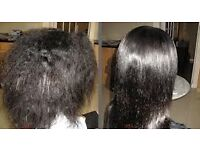 Keratin Treatments Based Treatments and Hair Weaves