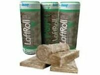 Insulation rolls - 100mm, 150mm, 70mm and 200mm (Superglass & Earthwool)