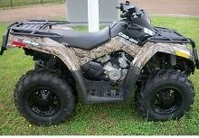 Can Am Outlander … .BAD CREDIT FINANCING AVAILABLE  !!