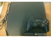 250 GB sony playstation 3 slimline