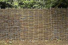 Hazel Hurdle Fencing x 11 panels