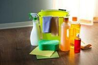 Residential Cleaning & Home Organizing
