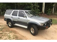 WANTED TOYOTA HILUX SURF 2.4 3.0 AUTO OR MANUAL