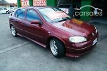 1999 Holden Astra City Hatch Manual Surrey Downs Tea Tree Gully Area Preview