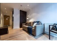 Double studio apartment with balcony in attractive,secure block.Some bills included & parking