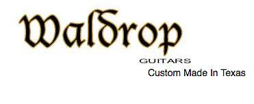 Waldrop Guitars