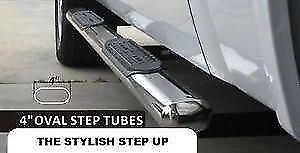 Step Bars Nerf bars Running boards