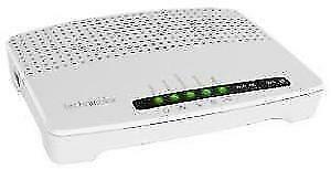 Bell Certified Technicolor TG588V VDSL Modem & WIFI Router
