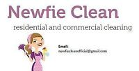 Newfie Clean A Professional Cleaning