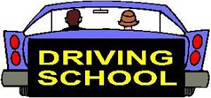 ($17 EXAM CAR.)DRIVING LESSONS/COURSES/CLASSES=COURS DE CONDUITE