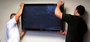 Installation TV-mur avec Support inclus 99.99$. Cellulaire et...