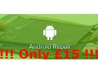 Android TV Box Repair/Up-dating.