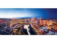Luxurious Holiday for sale- New York/ Vegas/ Jamaica (all inclusive)