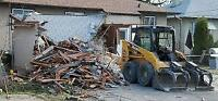 Demolition and gutting services