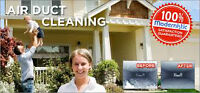Duct Cleaning whole House 100$ (( No Tax))