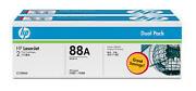 Brand New HP LaserJet Dual Pack Black Print Cartridges- CC388AD Preston Darebin Area Preview