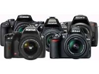 WANTED CANON 5D MARK III 3, 5DS, 5DSR , NIKON D800 - D810 - D600 WANTED