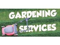 Hedge Trim Grass Cut Weeding Fencing Garden Clearance Paving Monoblocking Tree Pruning