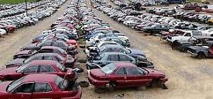 Buying Scrap Cars-Cars150-200/Vans+Trucks 250/4x4Trucks250-300