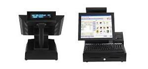 Cash register for Restaurants/Coffee shops