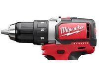 Milwaukee M18 Drill Brand New Boxed