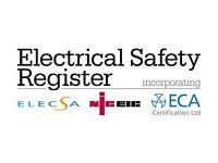 Electrician ,NIC EIC approved contractor , all London and Middlesex areas