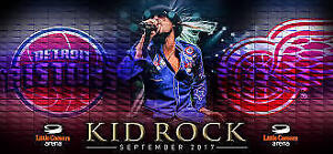 ★★ Kid Rock ★★Little Caesars Arena, Detroit ★★ALL SHOW DATES★★