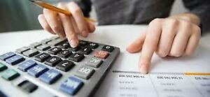 Offering Bookkeeping & Income Tax Preparation Services