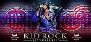 ★★ALL SHOW DATES★★ Kid Rock ★★Little Caesars Arena, Detroit