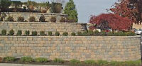 LOOKING FOR LARGE QUANTITY OF RETAINING WALL Stone: Free remova
