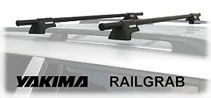 "Yakima Railgrab kit 58"" bars included! NOW ONLY $300.00!"