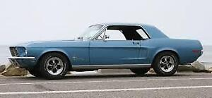 67,68,69 mustang in good shape