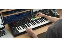 Novation Launchkey 49 MK2 Controller Keyboard with RGB Pads, Boxed as new