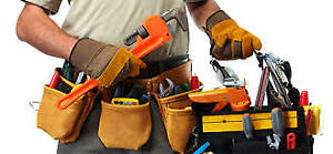 Homme a tout faire (handyman) - besoin rapide