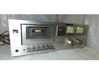 Vintage Aiwa AD-M100 HiFi cassette deck