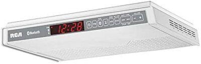 Kitchen Under Cabinet Wireless Bluetooth Stereo Speaker Radio Music LCD display
