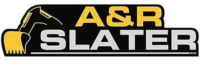 A&R SLATER PLANT HIRE AND SALES