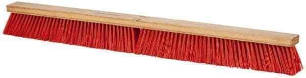 "PRO-SOURCE 36"" Heavy Duty Synthetic Push Broom"